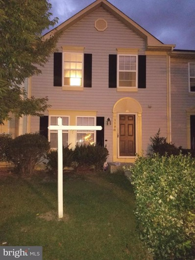3508 Apothecary Street, District Heights, MD 20747 - MLS#: 1000203065