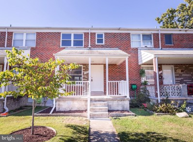 1014 Foxridge Lane, Baltimore, MD 21221 - MLS#: 1000203266