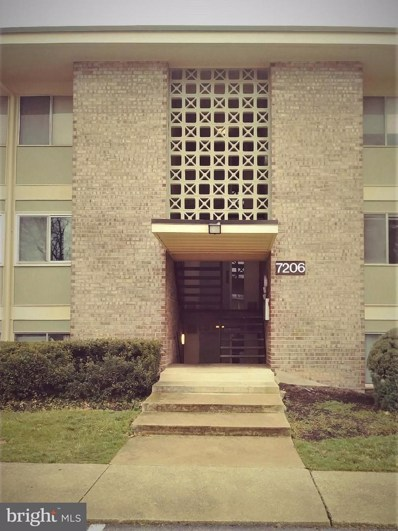 7206 Donnell Place UNIT C-8, District Heights, MD 20747 - MLS#: 1000203334
