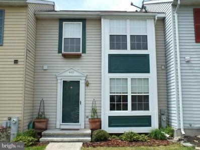 442 Palmer Terrace, Westminster, MD 21158 - MLS#: 1000203411