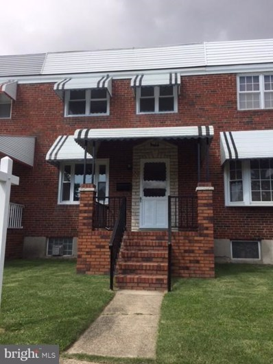 1890 Church Road, Baltimore, MD 21222 - MLS#: 1000203485