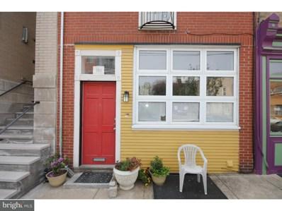 740 Bainbridge Street, Philadelphia, PA 19147 - MLS#: 1000204818
