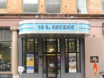 18 S George Street UNIT 23, York, PA 17401 - MLS#: 1000207674