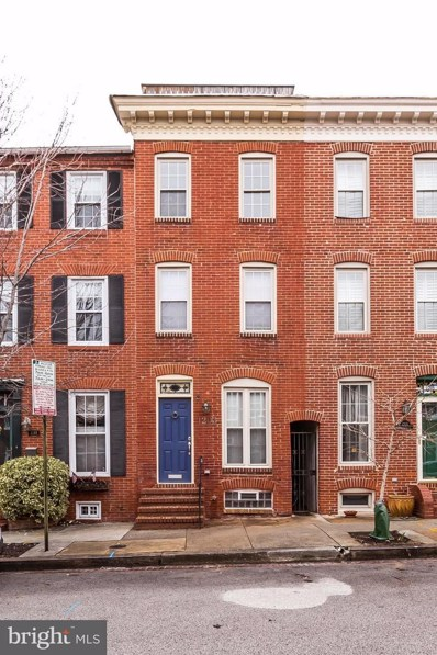 1203 Battery Avenue, Baltimore, MD 21230 - MLS#: 1000207764