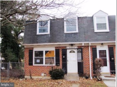 6400 Falkirk Road, Baltimore, MD 21239 - MLS#: 1000208108