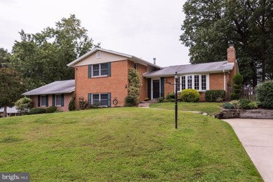 3907 Oak Hill Drive, Annandale, VA 22003 - MLS#: 1000208166