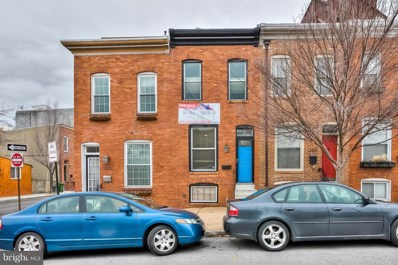 2612 Foster Avenue, Baltimore, MD 21224 - MLS#: 1000208318