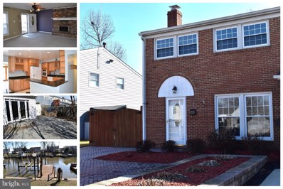 219 Bridge Drive, Joppa, MD 21085 - MLS#: 1000208702