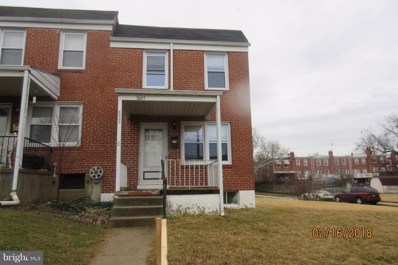 3665 Clarenell Road, Baltimore, MD 21229 - MLS#: 1000208888
