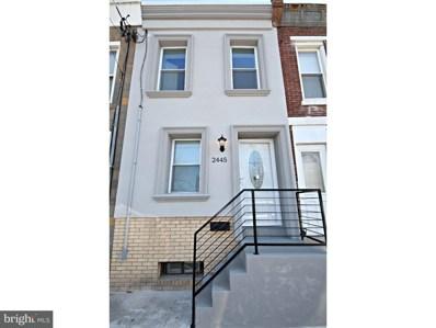 2445 E Ann Street, Philadelphia, PA 19134 - #: 1000209806
