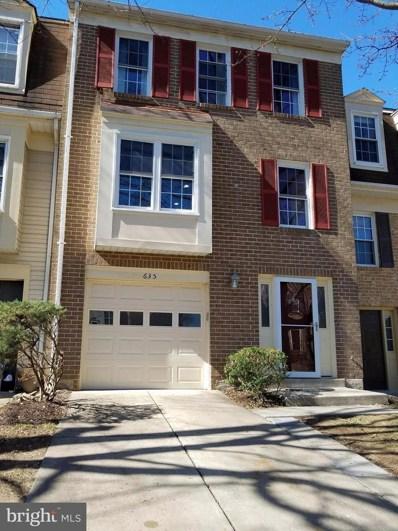 635 Ivy League Lane UNIT 23-139, Rockville, MD 20850 - MLS#: 1000210302