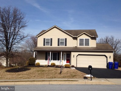 314 Winding Way, Womelsdorf, PA 19567 - MLS#: 1000211756