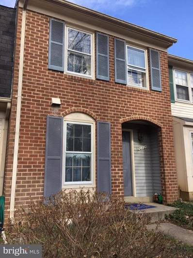 20564 Strath Haven Drive, Montgomery Village, MD 20886 - MLS#: 1000212804