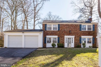 1760 Regents Park Road W, Crofton, MD 21114 - MLS#: 1000212874