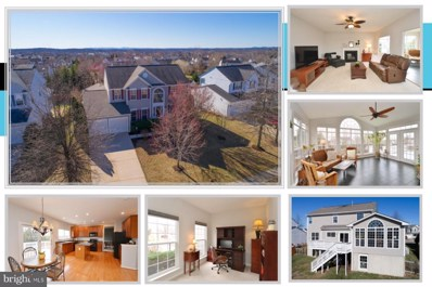 328 Locust Grove Drive, Purcellville, VA 20132 - MLS#: 1000213194