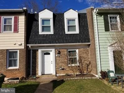 7513 Whitehall Drive, Manassas, VA 20111 - MLS#: 1000214136