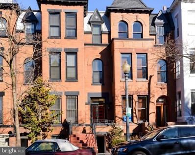 1855 Mintwood Place NW, Washington, DC 20009 - MLS#: 1000215088