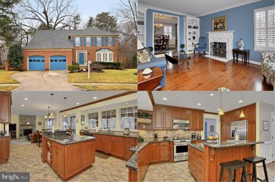 14721 Top Sergeant Lane, Centreville, VA 20121 - MLS#: 1000215836