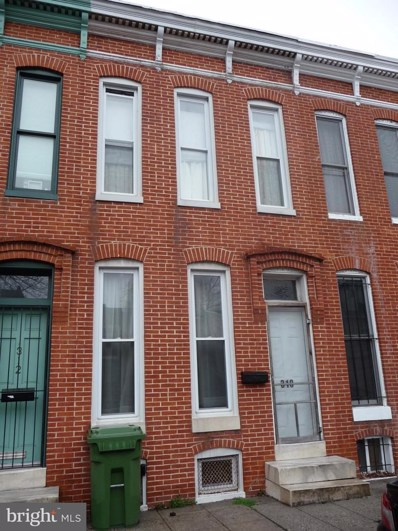 310 Penn Street, Baltimore, MD 21230 - MLS#: 1000216056