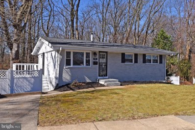701 Quarry Avenue, Capitol Heights, MD 20743 - MLS#: 1000216218