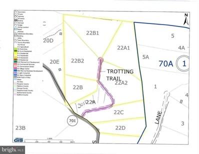 Trotting Trail, Richardsville, VA 22736 - MLS#: 1000216522