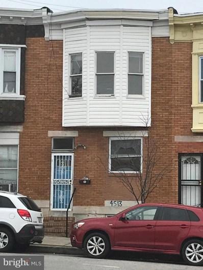 4513 Eastern Avenue, Baltimore, MD 21224 - MLS#: 1000216544