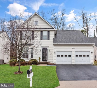 6707 Averett Court, Fredericksburg, VA 22407 - MLS#: 1000217588