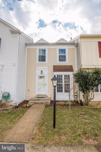 14783 Green Park Way, Centreville, VA 20120 - MLS#: 1000217736