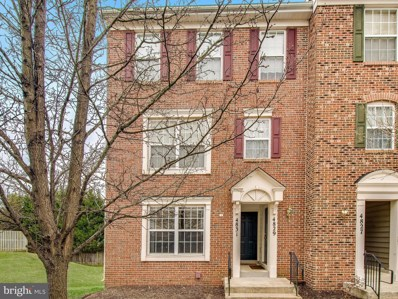 4831 Tothill Drive, Olney, MD 20832 - MLS#: 1000218436