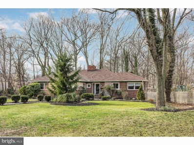 858 Cedar Avenue, Haddonfield, NJ 08033 - MLS#: 1000218598