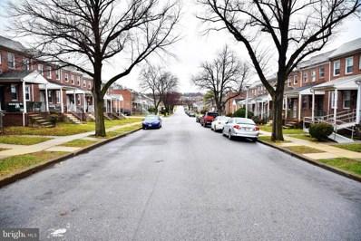 1316 Ellwood Avenue N, Baltimore, MD 21213 - MLS#: 1000218982