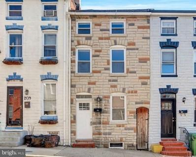 211 Castle Street, Baltimore, MD 21231 - MLS#: 1000219556