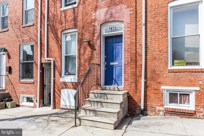 1830 Pratt Street E, Baltimore, MD 21231 - #: 1000219732