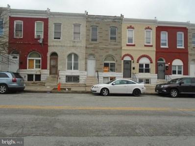 1736 Lafayette Avenue E, Baltimore, MD 21213 - MLS#: 1000219800