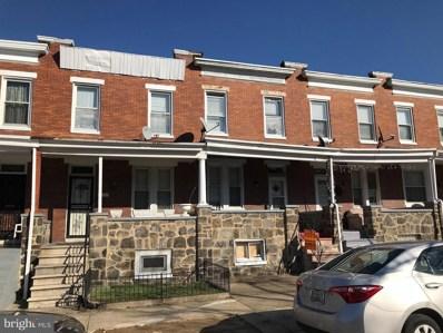 1225 Potomac Street, Baltimore, MD 21213 - MLS#: 1000219878