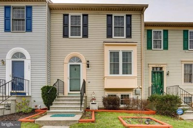 1603 Winding Brook Way, Baltimore, MD 21244 - MLS#: 1000220076
