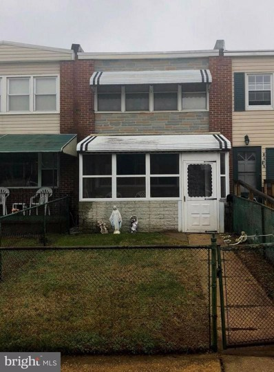 8003 Wynbrook Road, Baltimore, MD 21224 - MLS#: 1000220502