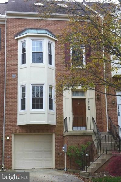 14106 Gallop Terrace, Germantown, MD 20874 - MLS#: 1000221182