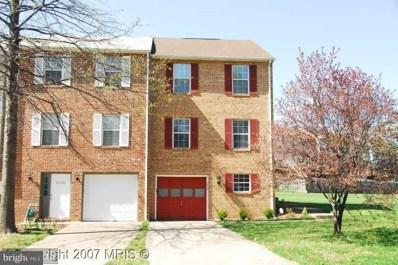 211 Blueridge Court, Stafford, VA 22554 - MLS#: 1000221314