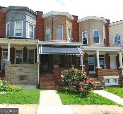 1731 Pulaski Street N, Baltimore, MD 21217 - #: 1000221770