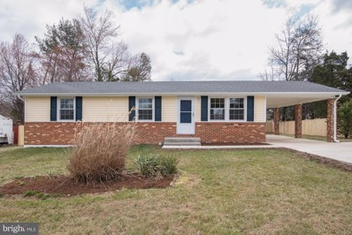 207 Raintree Boulevard, Stafford, VA 22556 - MLS#: 1000222908