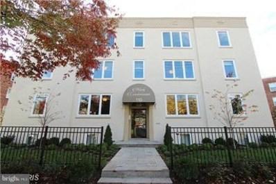 110 Gallatin Street NW UNIT 4, Washington, DC 20011 - MLS#: 1000223168