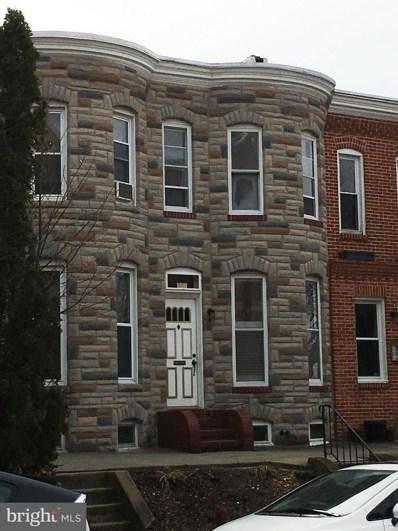 273 31ST Street, Baltimore, MD 21211 - MLS#: 1000223620