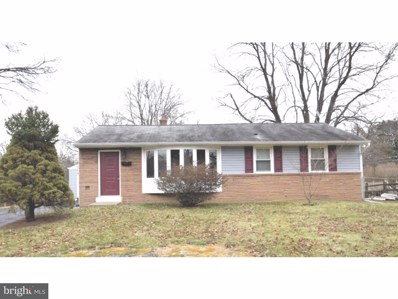161 Horseshoe Lane, Warminster, PA 18974 - MLS#: 1000223646