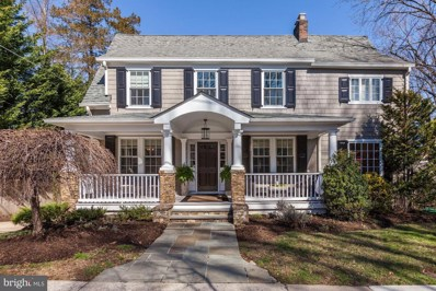 3817 Williams Lane, Chevy Chase, MD 20815 - MLS#: 1000223744