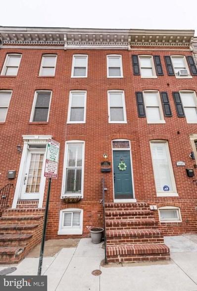 1705 Hanover Street S, Baltimore, MD 21230 - MLS#: 1000225158