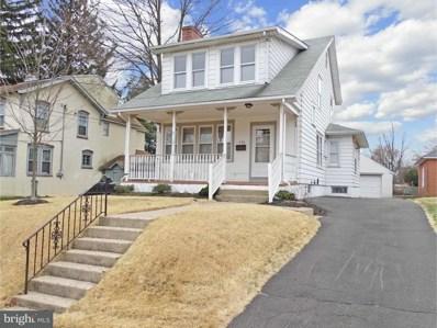 134 E Winchester Avenue, Langhorne, PA 19047 - MLS#: 1000225580