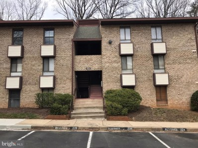 11602 Stoneview Square UNIT 22C, Reston, VA 20191 - MLS#: 1000226272