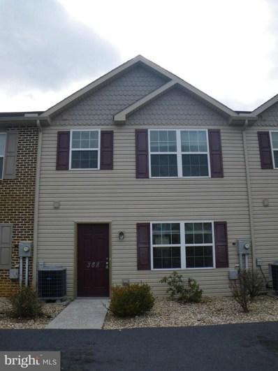 388 Lantern Lane, Chambersburg, PA 17201 - MLS#: 1000226318