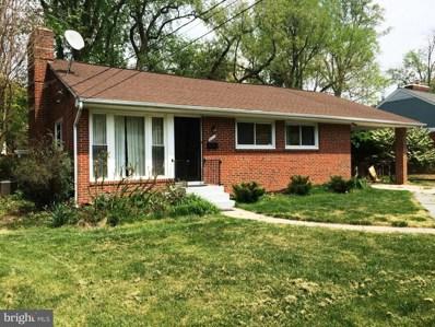 9811 Parkwood Drive, Bethesda, MD 20814 - MLS#: 1000226504